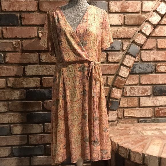 Tacera Dresses & Skirts - Tacera floral dress
